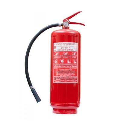 Огнетушитель порошковый ОП-8 (ВП-8), переносной